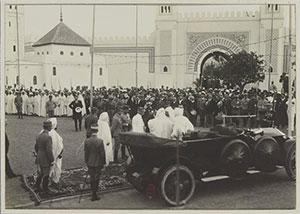 Inauguration exposition de Casablanca photo JB GAMBINI
