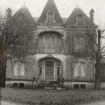 Maison de Xavier Bernard vers 1920-1930