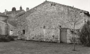 Maison d'enfance de Xavier Bernard à Saint Sauvant