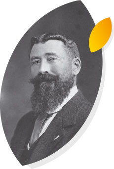 Xavier Bernard, le Fondateur